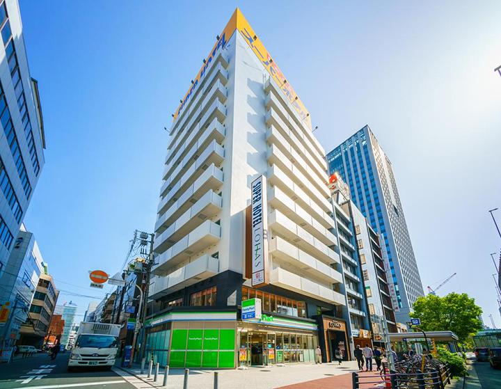 Super Hotel Premier Osaka Hommachi Hot Springs