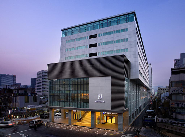 Hotel PJ Myeongdong(明洞PJ酒店)
