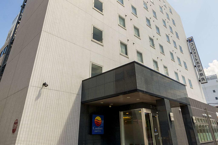 Comfort Hotel Nara(奈良康福酒店)