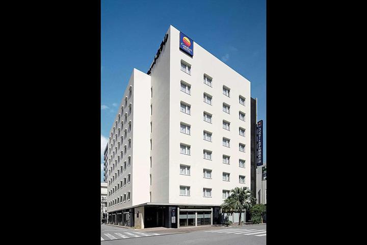 Comfort Hotel Naha Prefectural Office(那霸縣府辦事處康福特酒店)