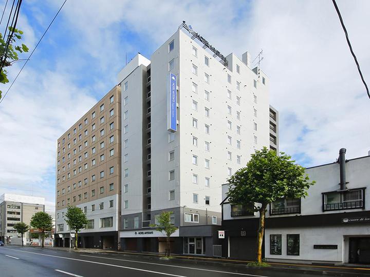 HOTEL MYSTAYS Sapporo Susukino(MYSTAYS 札幌薄野酒店)