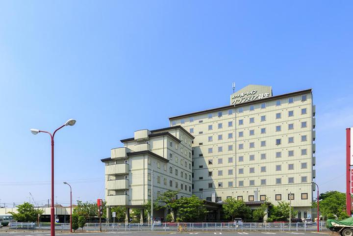 Route Inn Grantia Hanyu Spa Resort(羽生格蘭蒂亞Spa度假村路線酒店)