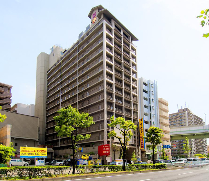 Super Hotel Osaka Natural Hot Springs(大阪天然溫泉超級酒店)