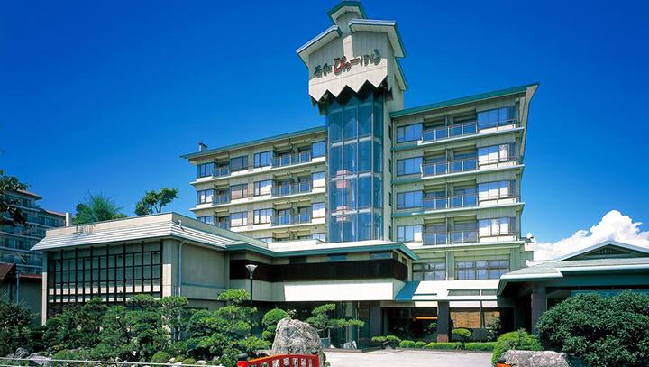 Isawa View Hotel(石和景觀日式旅館)