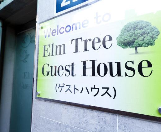 Elm Tree Guesthouse Myeongdong(明洞榆樹賓館)