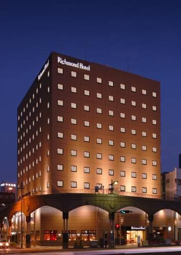 Richmond Hotel Kagoshima Kinseicho(鹿兒島金生町里士滿酒店)