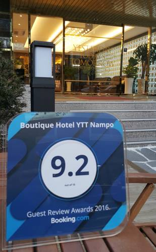Hotel The Grang Nampo