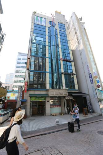 Philstay Myeongdong Central Hotel(明洞菲爾斯戴中心酒店)