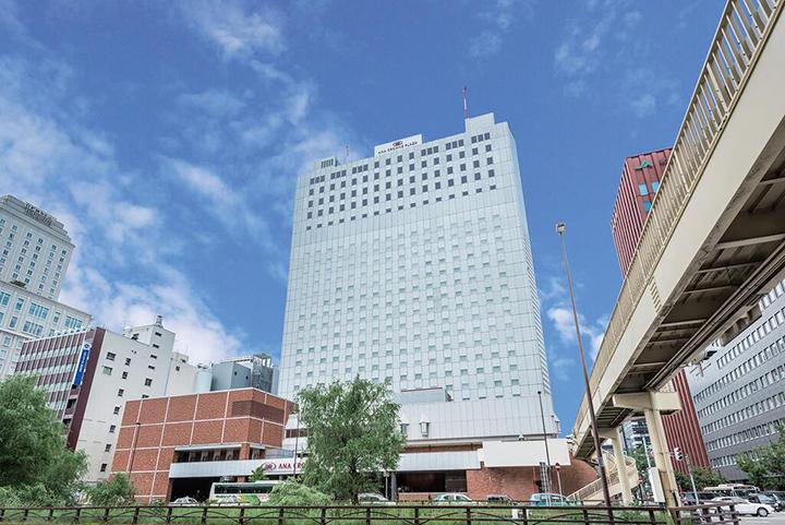 ANA Crowne Plaza Sapporo(札幌全日空皇冠假日酒店)