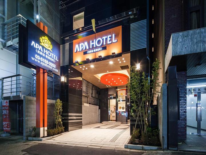 APA Hotel Higashi Shinjuku Kabukicho(東新宿歌舞伎町阿帕酒店)