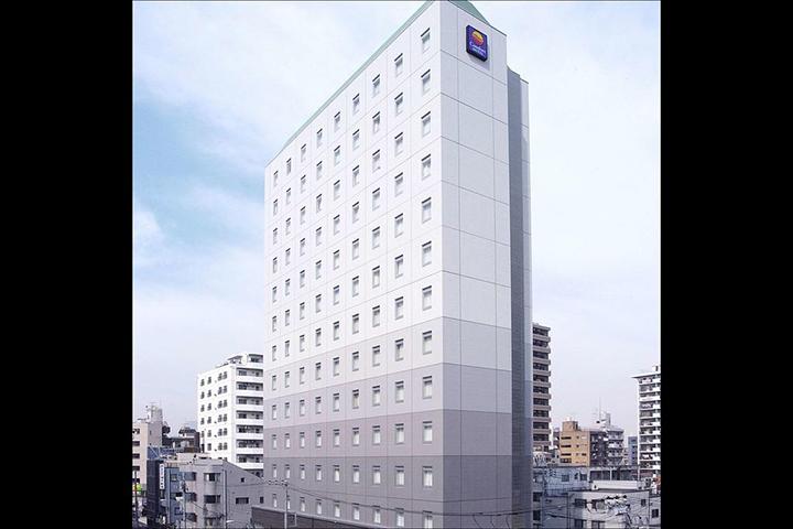 Comfort Hotel Tokyo Kiyosumi Shirakawa(東京清澄白河康福特茵酒店)
