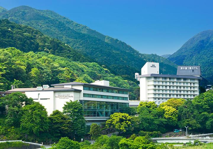 Yumoto Fujiya Hotel(湯本富士屋酒店)