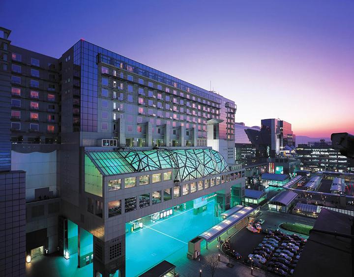 Hotel Granvia Kyoto(京都格蘭比亞大酒店)