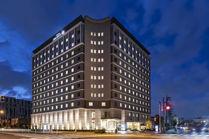 Hotel JAL City Haneda Tokyo(東京羽田日航城市酒店)