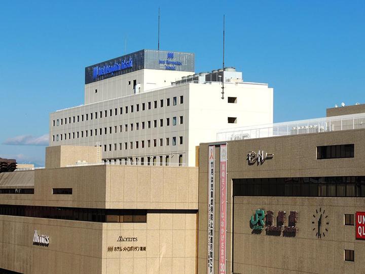 Hotel Metropolitan Takasaki(高崎大都會酒店)