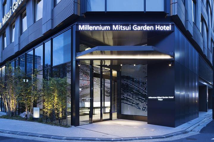 Millennium Mitsui Garden Hotel Tokyo(東京千禧三井花園飯店)