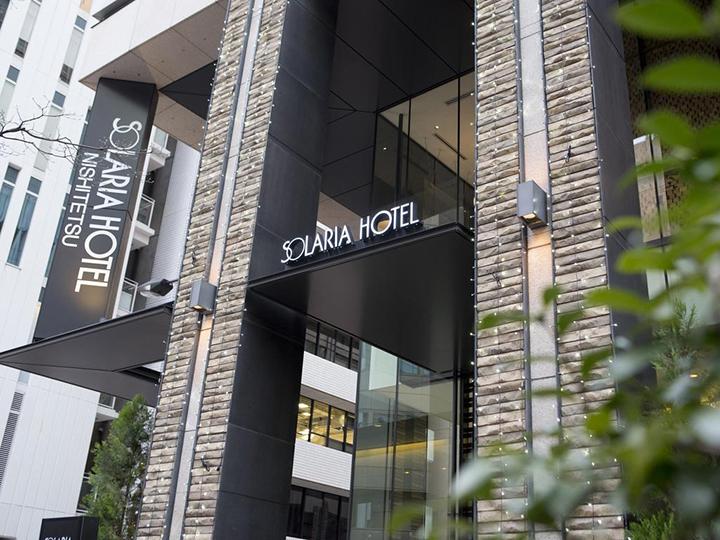 Solaria nishitetsu-hotel Ginza(銀座索拉里亞西鐵酒店)