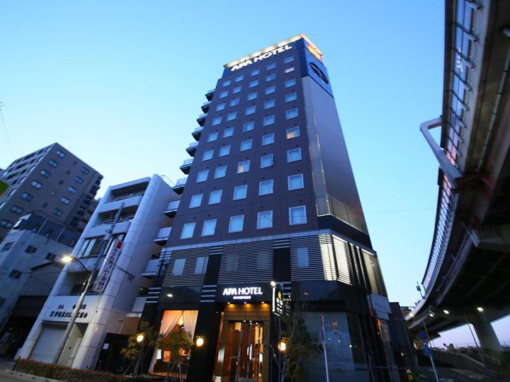 APA Hotel Nihombashi Hamacho-eki Minami(日本橋浜町阿帕酒店)