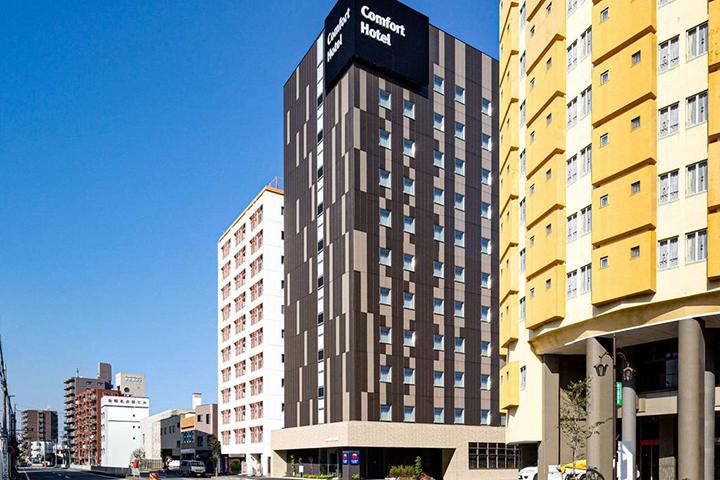 Comfort Hotel Nagoya Shinkansenguchi