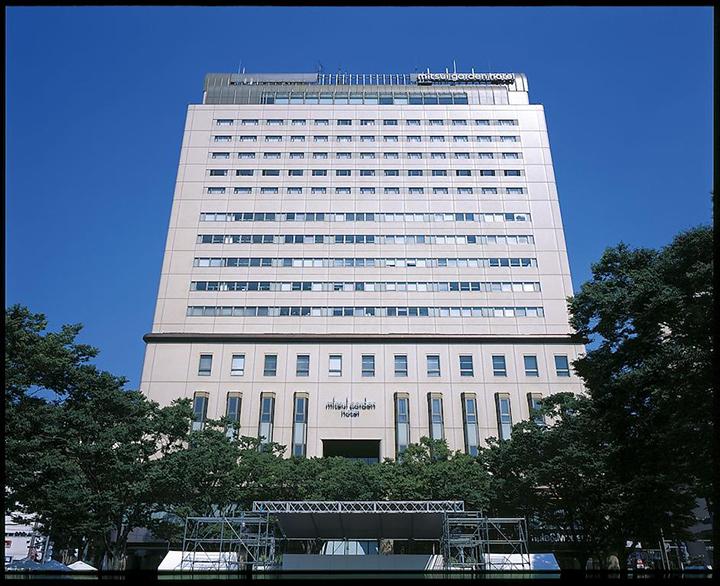 Mitsui Garden Hotel Chiba(三井花園)