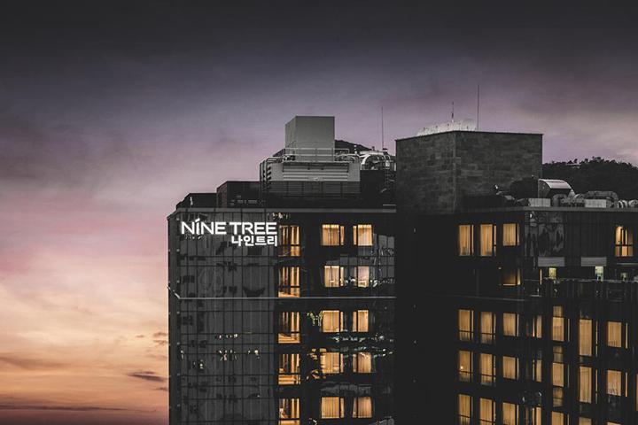 Nine Tree Premier Hotel Insadong