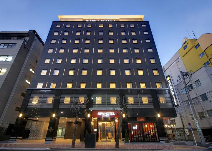 APA Hotel Hatchobori-eki Minami(APA八丁堀站南酒店)