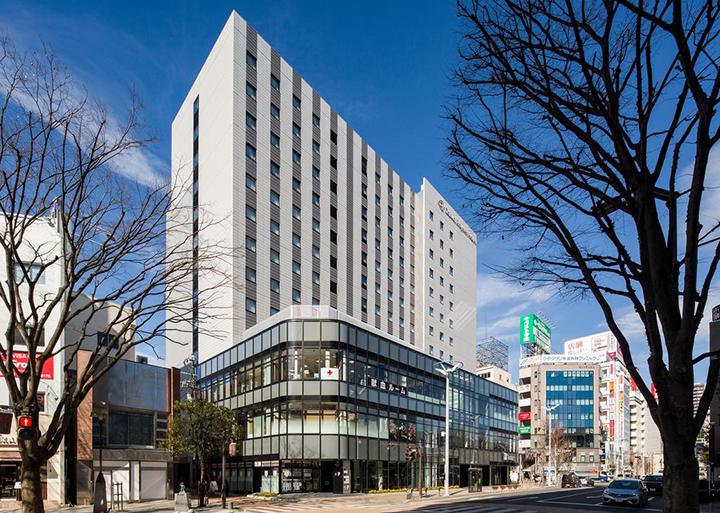 Daiwa Roynet Hotel Koriyama Ekimae(郡山站前大和魯內酒店)
