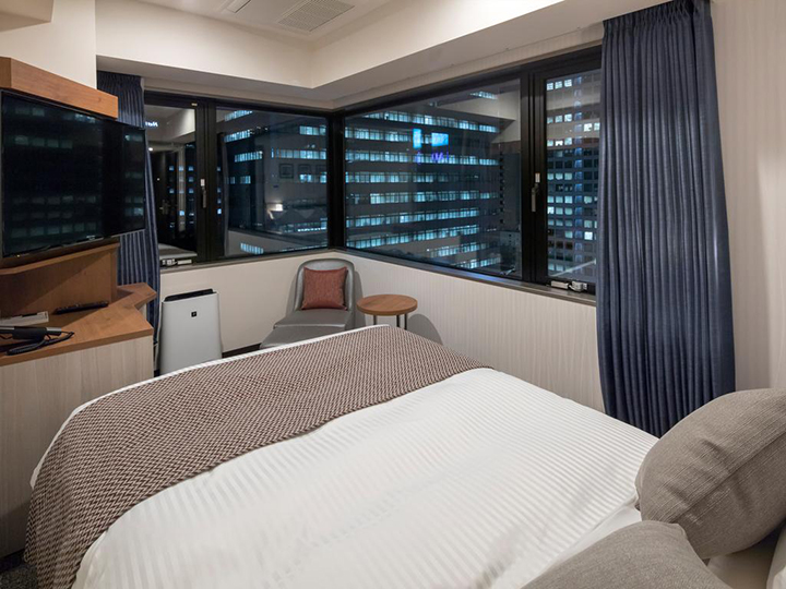 HOTEL MYSTAYS Midosuji Honmachi(MYSTAYS 御堂筋本町酒店)