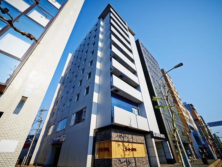 Super Hotel Kyoto Karasuma Gojo(京都烏丸五條超級飯店)