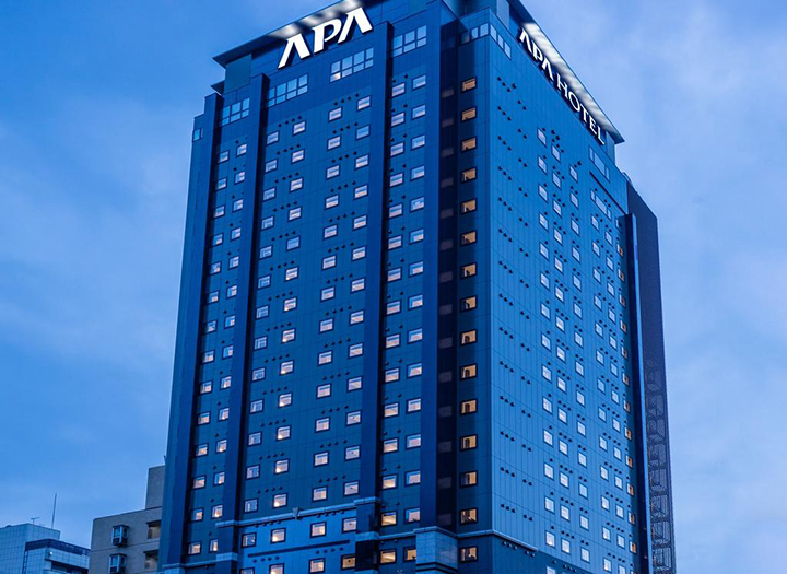 APA Hotel Shinagawa Sengakuji Eki-Mae(品川泉岳驛美APA酒店)
