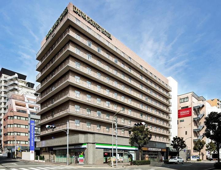 Daiwa Roynet Hotel Kobe Sannomiya(大和魯內神戶三宮酒店)