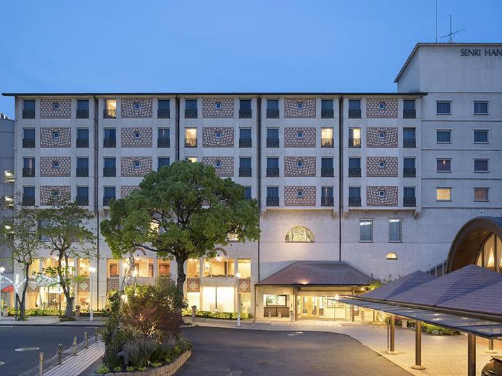 Senri Hankyu Hotel Osaka(大阪千里阪急飯店)