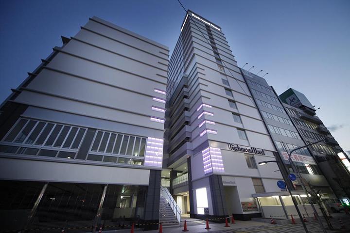 Richmond Hotel Fukuyama Ekimae(福山站前里士滿酒店)