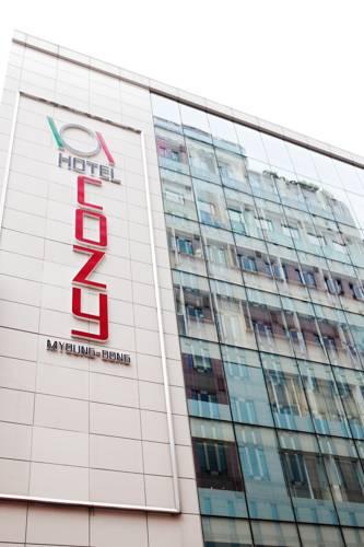 Hotel Cozy Myeongdong(明洞舒適酒店)