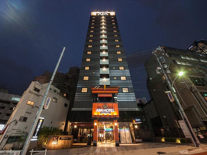 APA Hotel Roppongi Ekimae(APA六本木站前酒店)