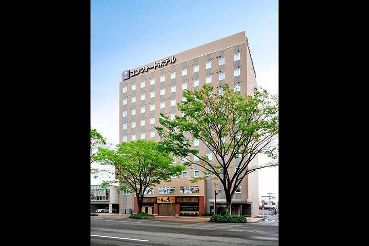 Comfort Hotel Maebashi(前橋舒適酒店)