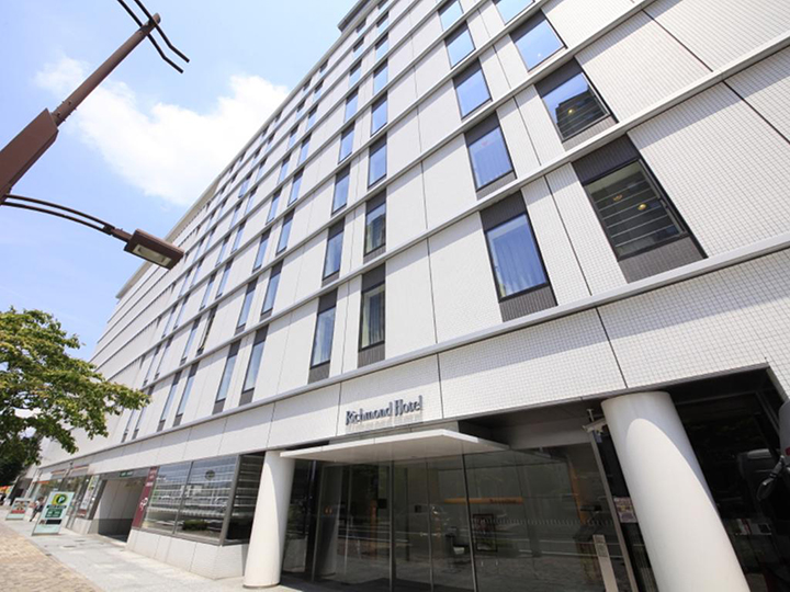 Richmond Hotel Fukushima Ekimae(福島站前里士滿酒店)