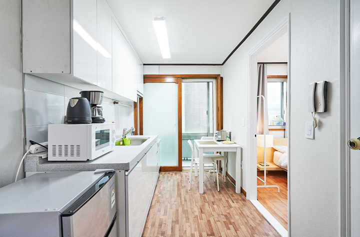 MYEONGDONG SKYLINE COZY HOUSE