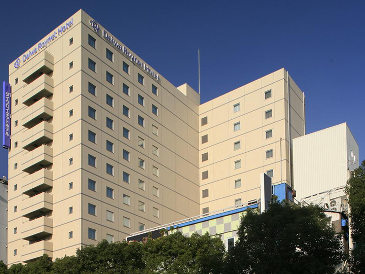 Daiwa Roynet Hotel Kawasaki(川崎大和魯內酒店)