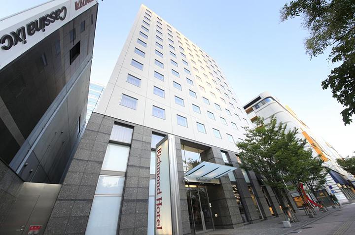 Richmond Hotel Fukuoka Tenjin(福冈天神里士满酒店)