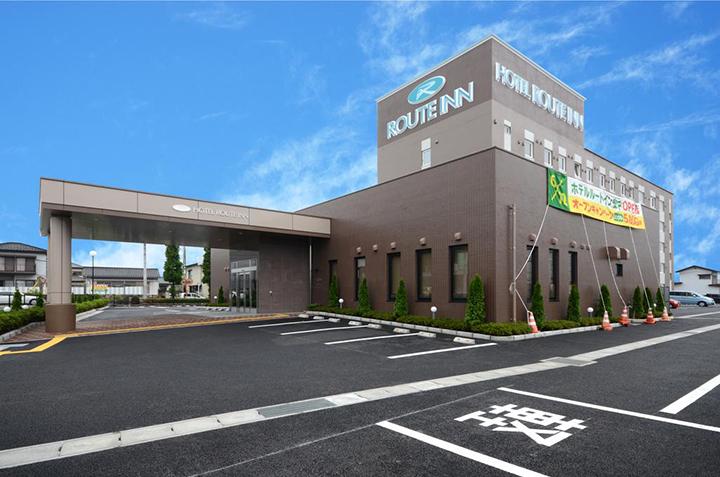 Hotel Route Inn Annaka(安中茹塔酒店)
