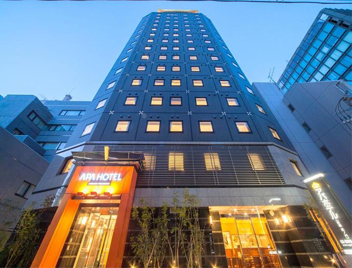 APA Hotel Shimbashi Toranomon(阿帕新橋虎之門酒店)
