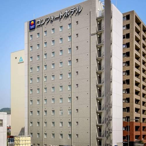 Comfort Hotel Kure(吳市凱富特酒店)