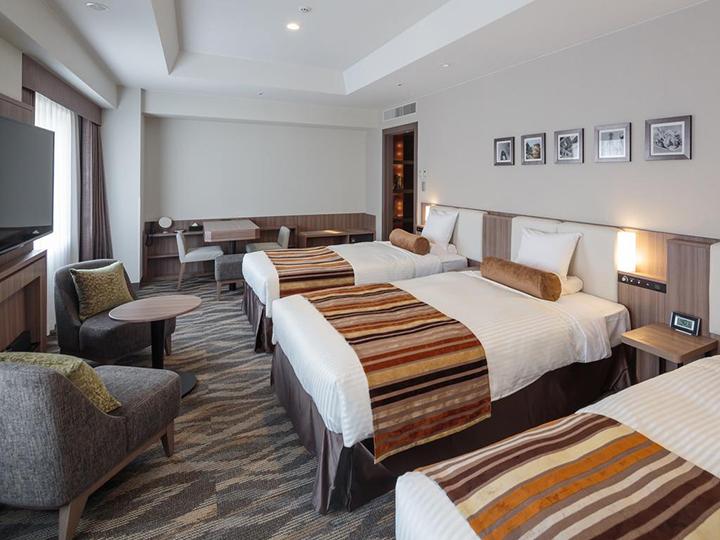 Hotel MYSTAYS PREMIER Dojima(MYSTAYS 堂島精品酒店)