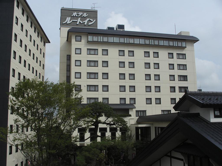 Route Inn Grantia Akita Spa Resort(格蘭蒂亞路線秋田Spa度假經濟型酒店)