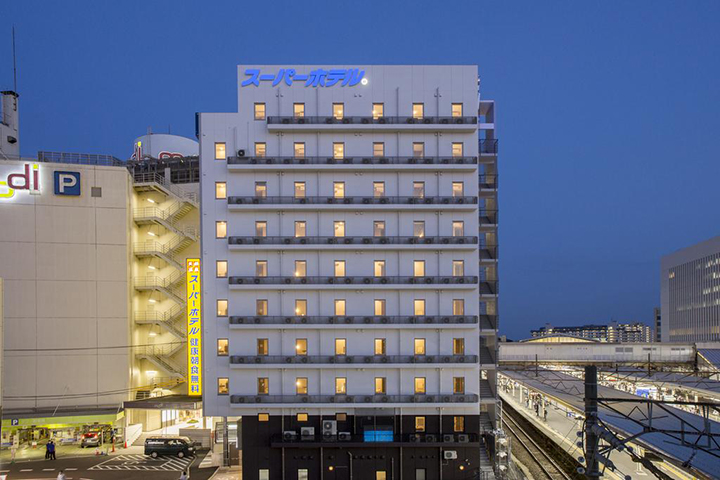 Super Hotel Totsuka Eki Higashiguchi(戶塚驛東口高級酒店)