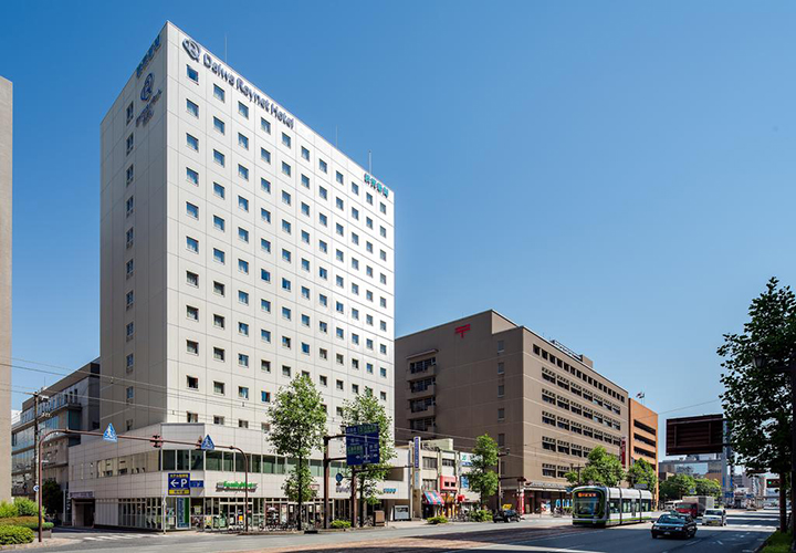 Daiwa Roynet Hotel Hiroshima(廣島戴哇魯內酒店)