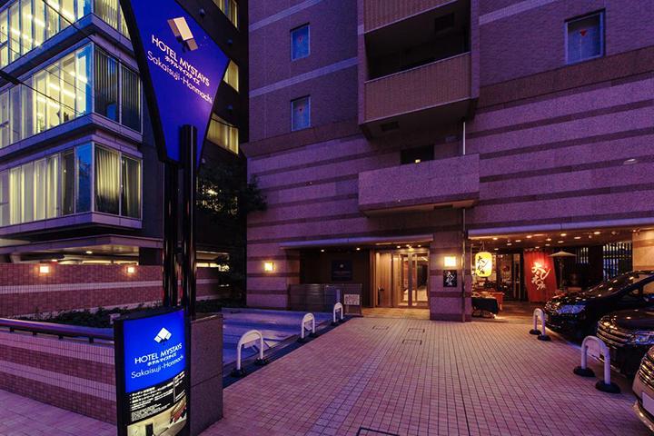 HOTEL MYSTAYS Sakaisuji Honmachi(MYSTAYS 堺筋本町酒店)