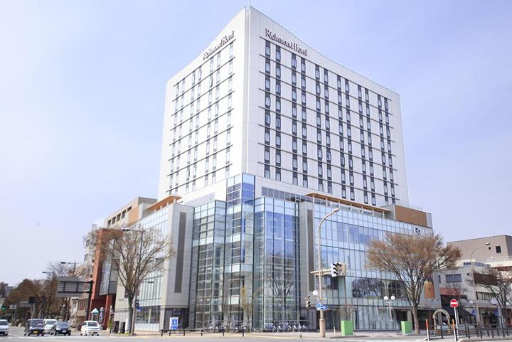 Richmond Hotel Aomori(里士滿青森酒店)