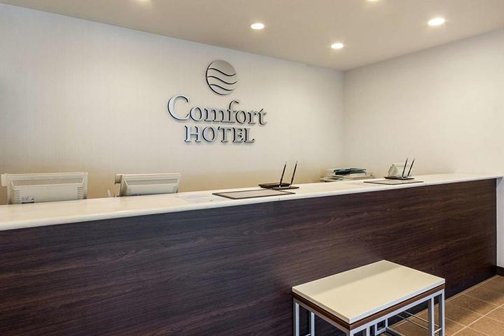 Comfort Hotel Koriyama(郡山康福特酒店)
